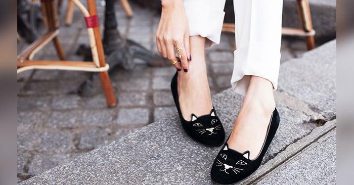 Razones por las que los zapatos de piso son mucho mejor que los tacones altos