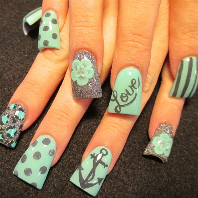 11 Formas de uñas que tienes que conocer ahora mismo