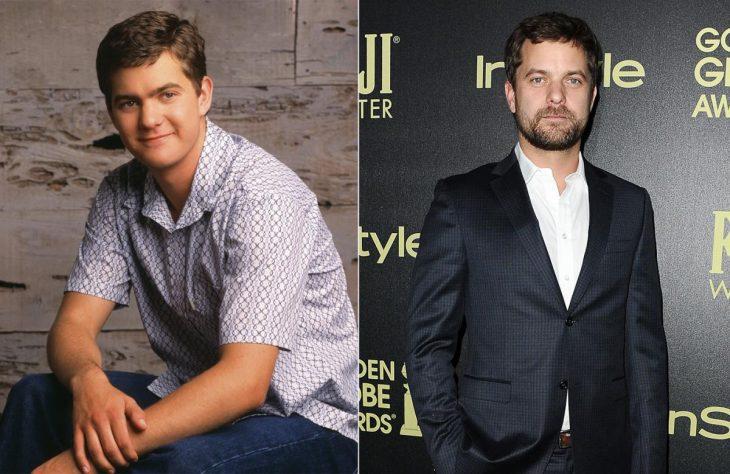 Joshua Jackson antes y después