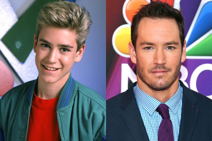 Mark-Paul Gosselaar antes y después