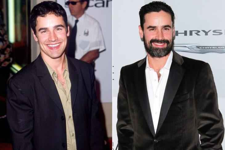 Jesse Bradford antes y después