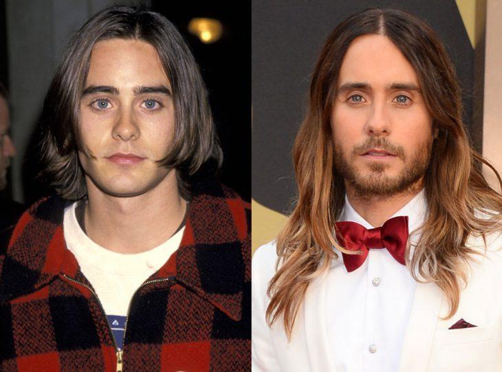 Jared Leto antes y después