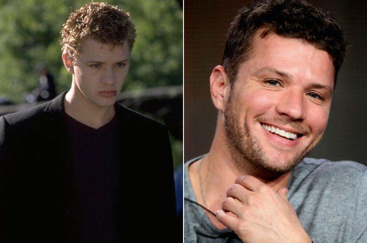 Ryan Philippe antes y después