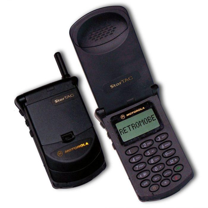 teléfono Motorola Startac