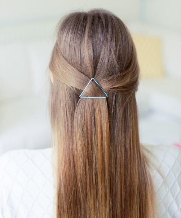 pasadores en forma de triángulo