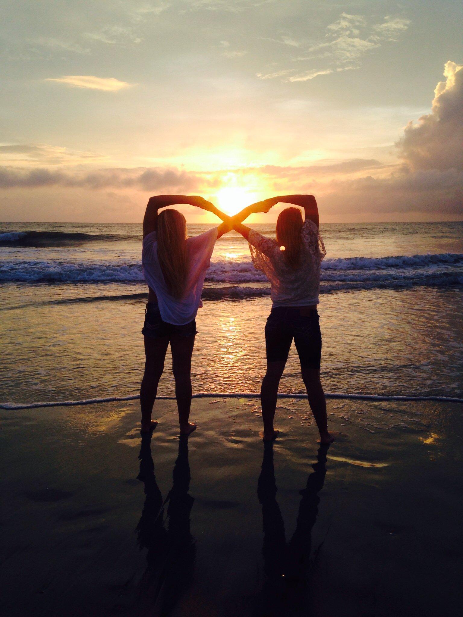 20 fotograf as que deber as tener con tu mejor amiga - Fotos de hamacas en la playa ...