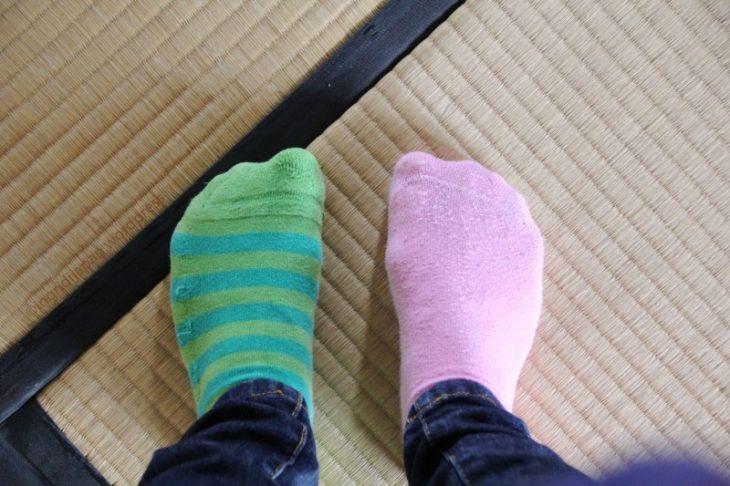 calcetines diferentes
