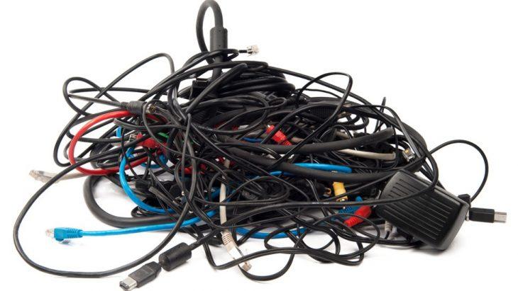 cables viejos