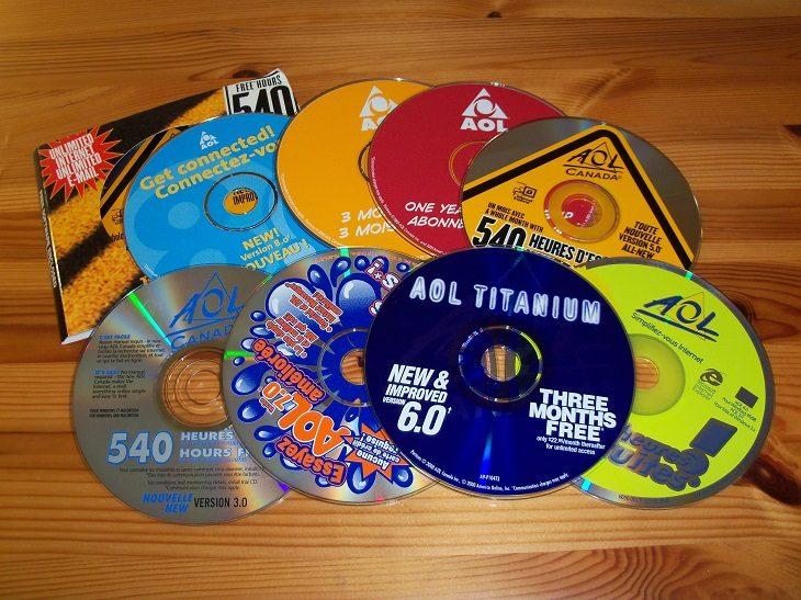 cd de programación obsoletos