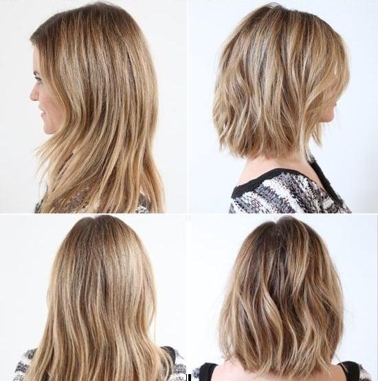 Corte de pelo largo o corto