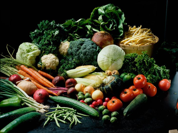 alimentos ricos en hierro y calcio