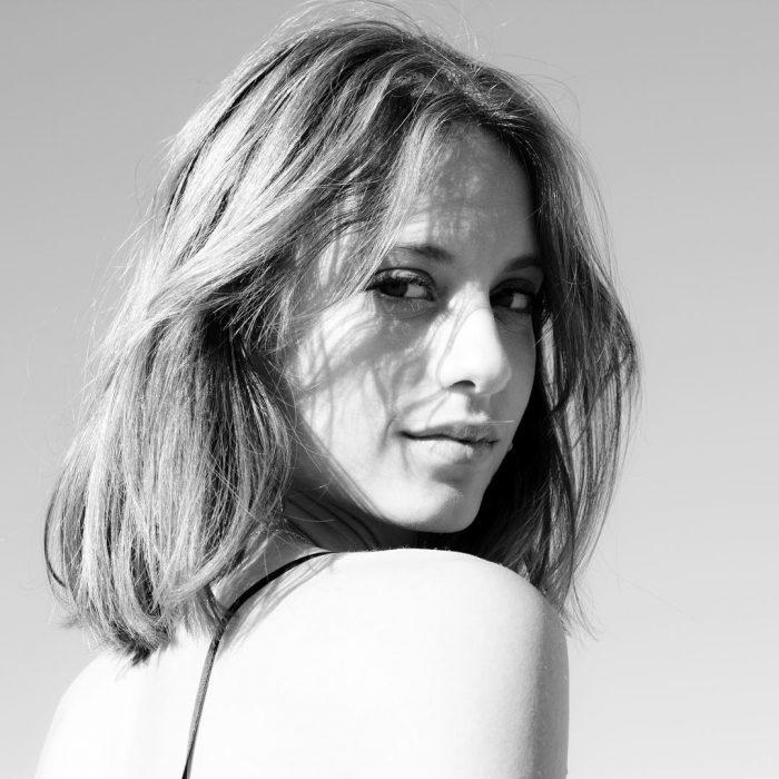 Actriz española Michelle Jenner