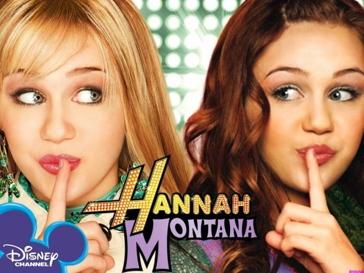 Anuncio de Hannah Montana