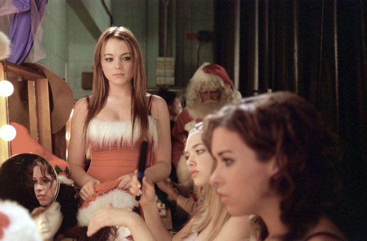 Escena de la película Chicas pesadas