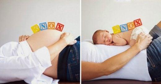 Ellos esperaban bebés y así fue como le anunciaron al mundo su llegada
