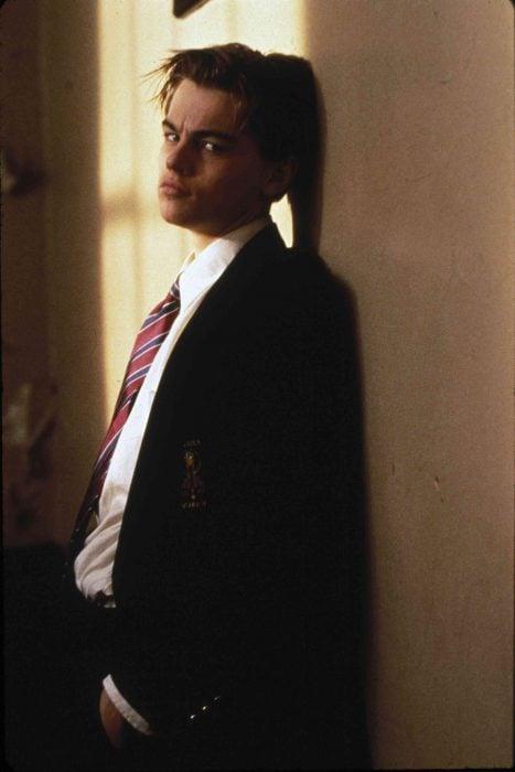 Leonardo DiCaprio en 1995