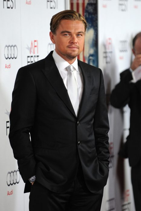 Leonardo DiCaprio en el 2011