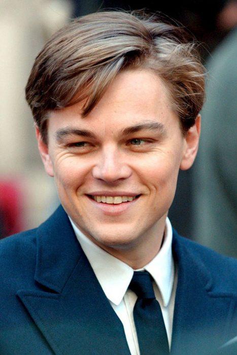 Leonardo Dicaprio en 2001