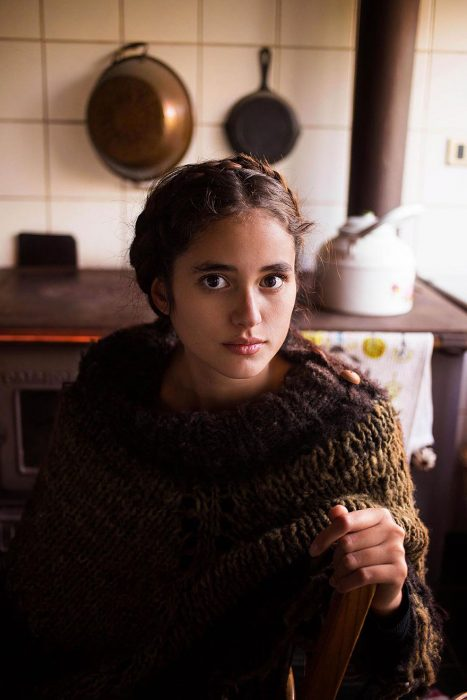 mujer de Chile fotografiada por Mihaela Noroc