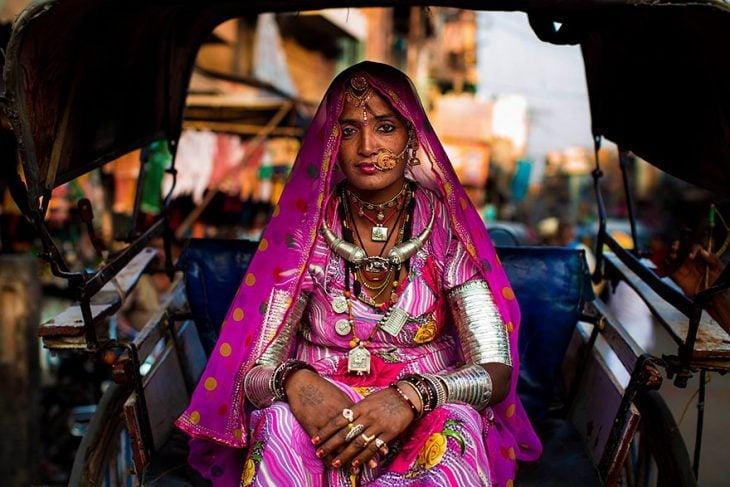 Fotógrafa captó a 104 mujeres bellas alrededor del mundo