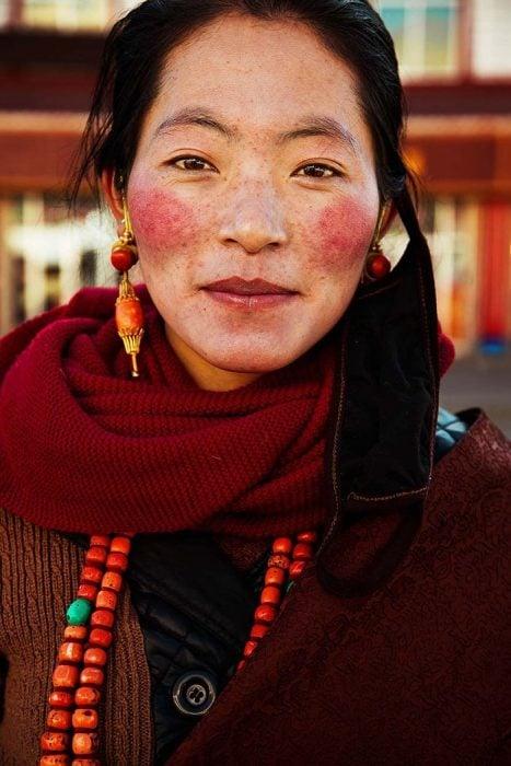 mujer china fotografiada por Mihaela Noroc