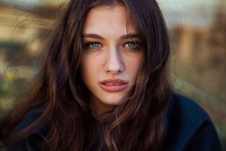 mujer de Georgia fotografiada por Mihaela Noroc