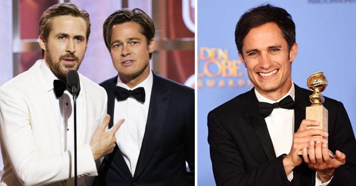 15 Veces en las que los Golden Globes ardieron de tanta guapura