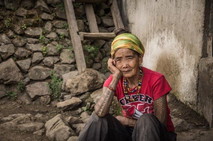 Whang Od, última tatuadora tradicional filipina