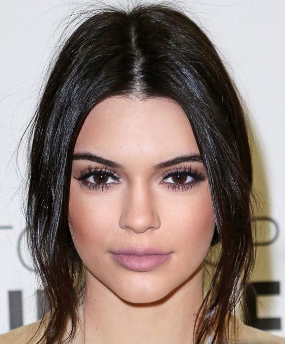 mezcla de Kylie y Kendall Jenner