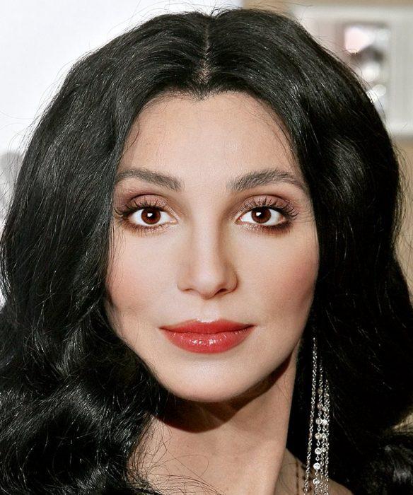 mezcla Cher y Britney Spears