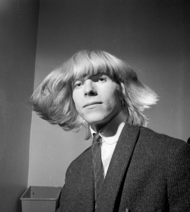 David Bowie joven 1965