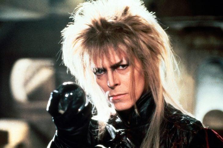 David Bowie rey Goblin