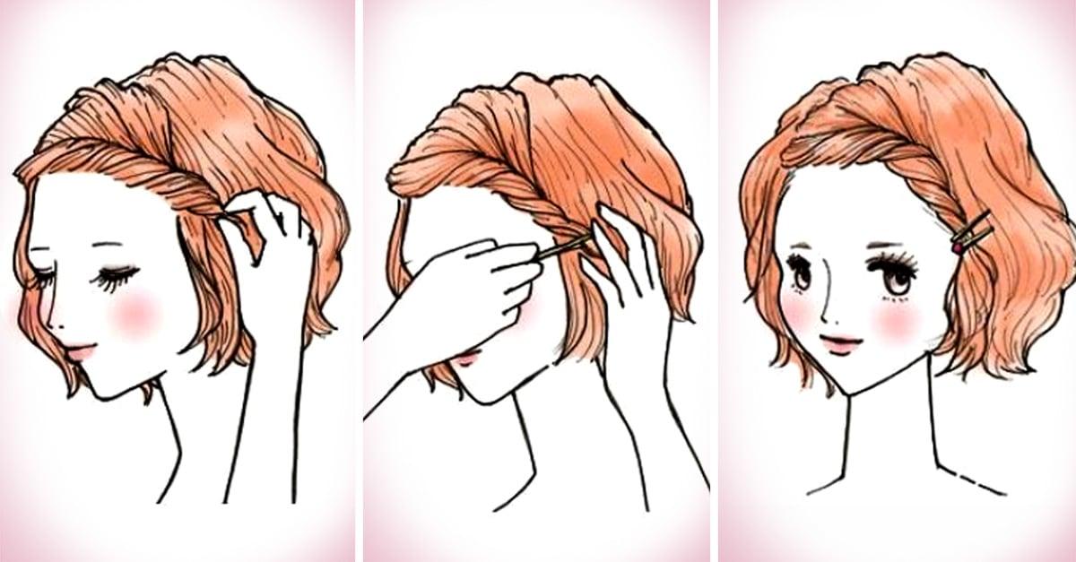 15 Peinados con estilo que incluso una niña puede hacer