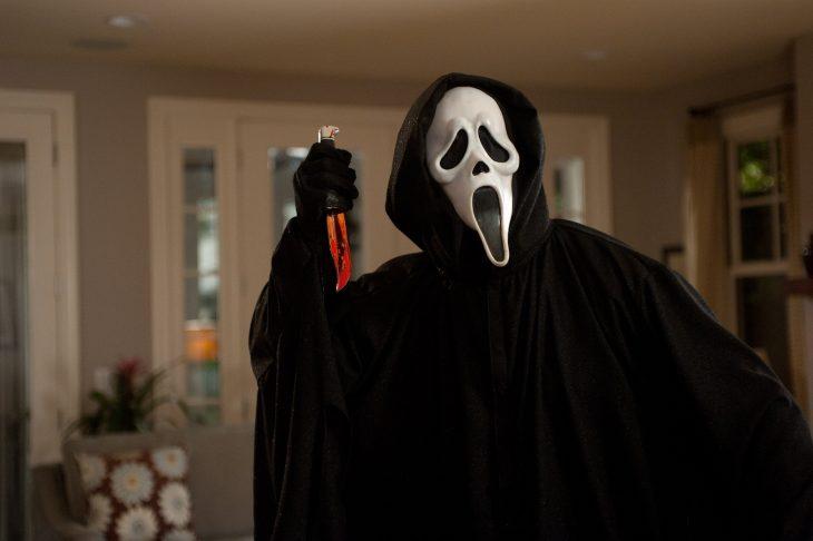 Personaje de la película scream