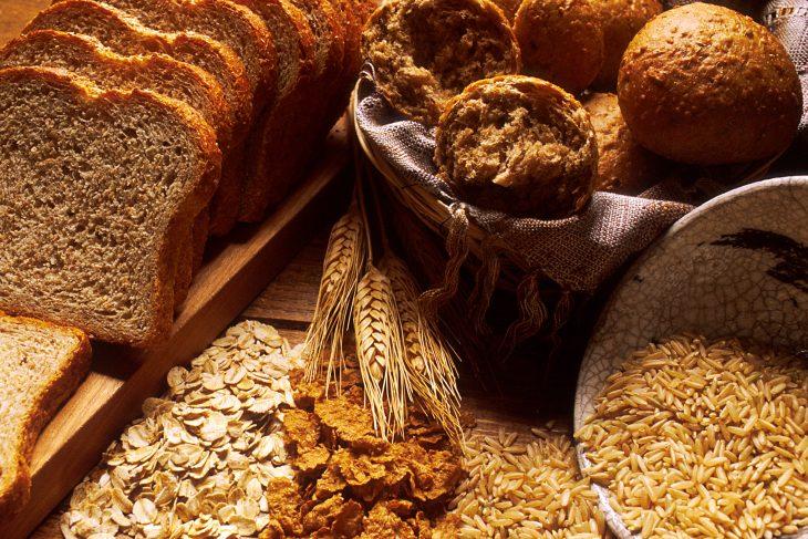 alimentos con trigo