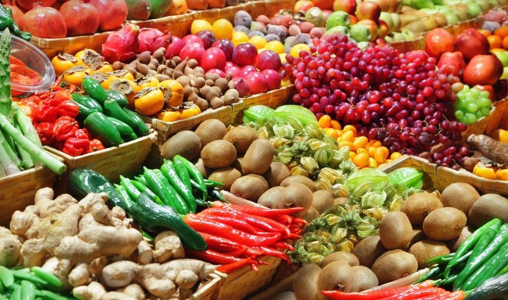 plan de alimentación saludable de 7 días.