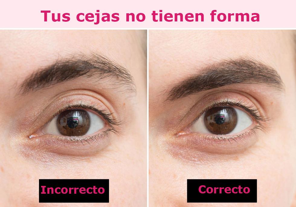 13 razones por las que tus cejas lucen realmente mal for Cejas para cara cuadrada