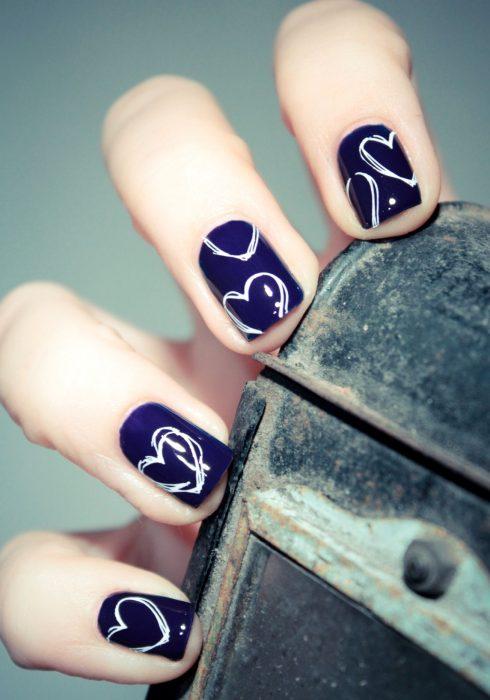 Uñas azules (5)