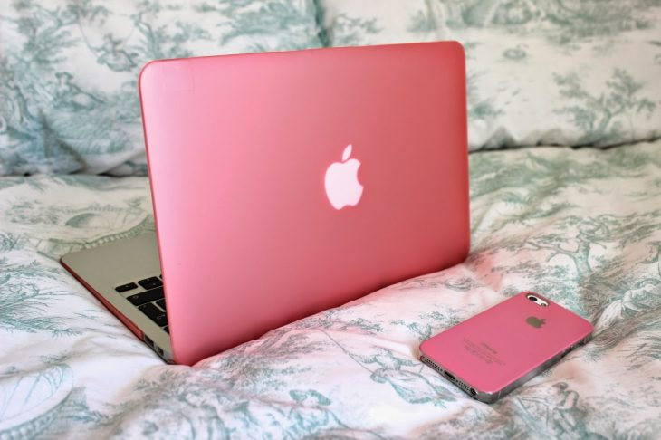 McBook Rosa
