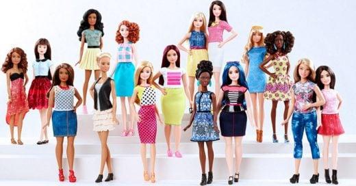 Mattel hace Barbie real