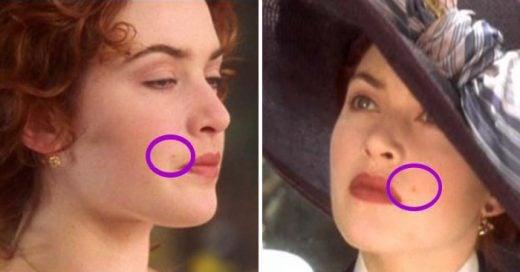 Grandes errores en la película Titanic