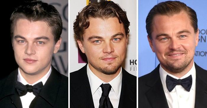 Evolución que ha tenido Leonardo DiCaprio desde la primera vez que apareció en la pantalla grande en 1989