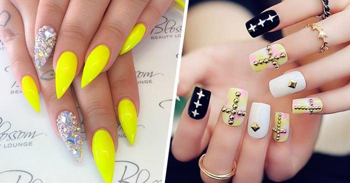 11 formas de uñas que toda mujer debe conocer