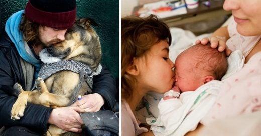 30 imágenes que muestran que el amor es incondicional