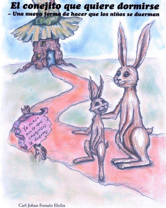 ilustracion el conejito que queria dormirse