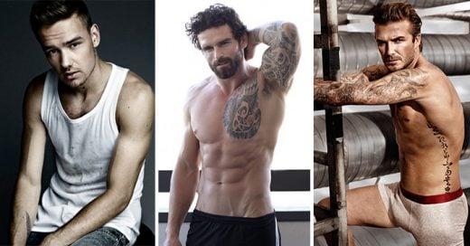 Estos son los hombres más guapos del mundo según otros hombres