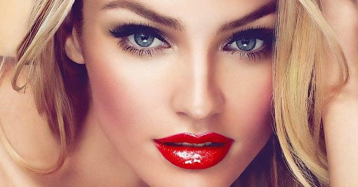 Razones por las cuales las mujeres deben usar lipstick rojo todos los días