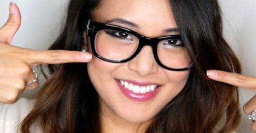 Trucos de maquillaje para las chicas que usan lentes