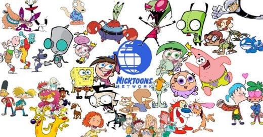 Personajes originales de Nickelodeon reunidos en una película