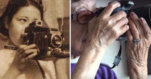 La 1ª Reportera Gráfica De Japón Aún Sigue Haciendo Fotos A La Edad De 101 Años